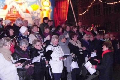2011 Weihnachtsmarkt Bremen