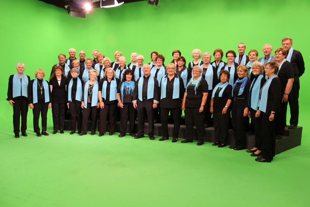 2013 Fernsehaufnahme bei FAN Television, 1